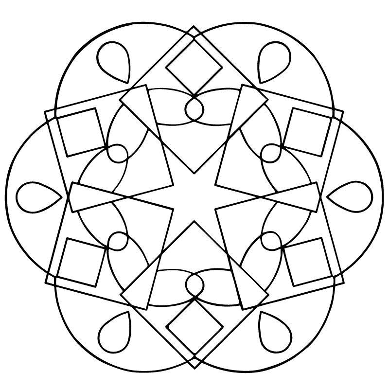 Pin de Arantxa en Mandalas | Pinterest | Mandalas