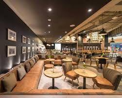 resultado de imagen para decoracion de cafeterias modernas