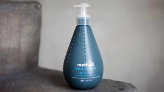 Method's sea trash-based #soap #bottle to debut this fall. #washing #cleaning