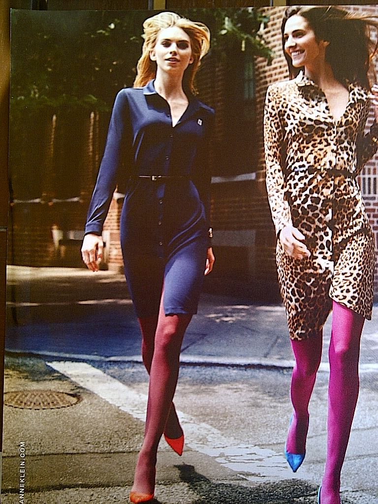 c8f9de78ce0 navy dress and wine colored tights...