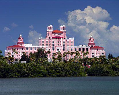 St Pete Beach Hotels
