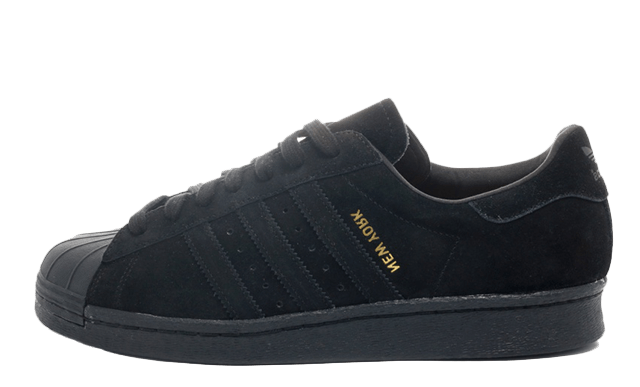 pretty nice 0ea52 2425a Adidas Superstar 80s City Pack New York