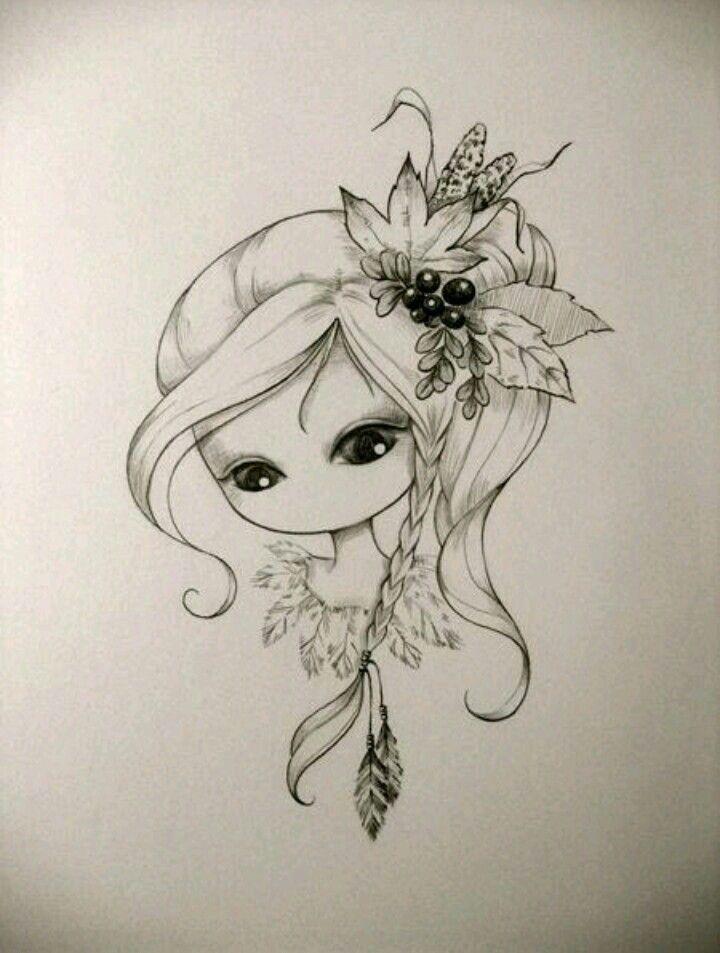 Resultado De Imagen Para Dibujos A Lapiz Geniales Y Faciles Art Drawings Cute Drawings