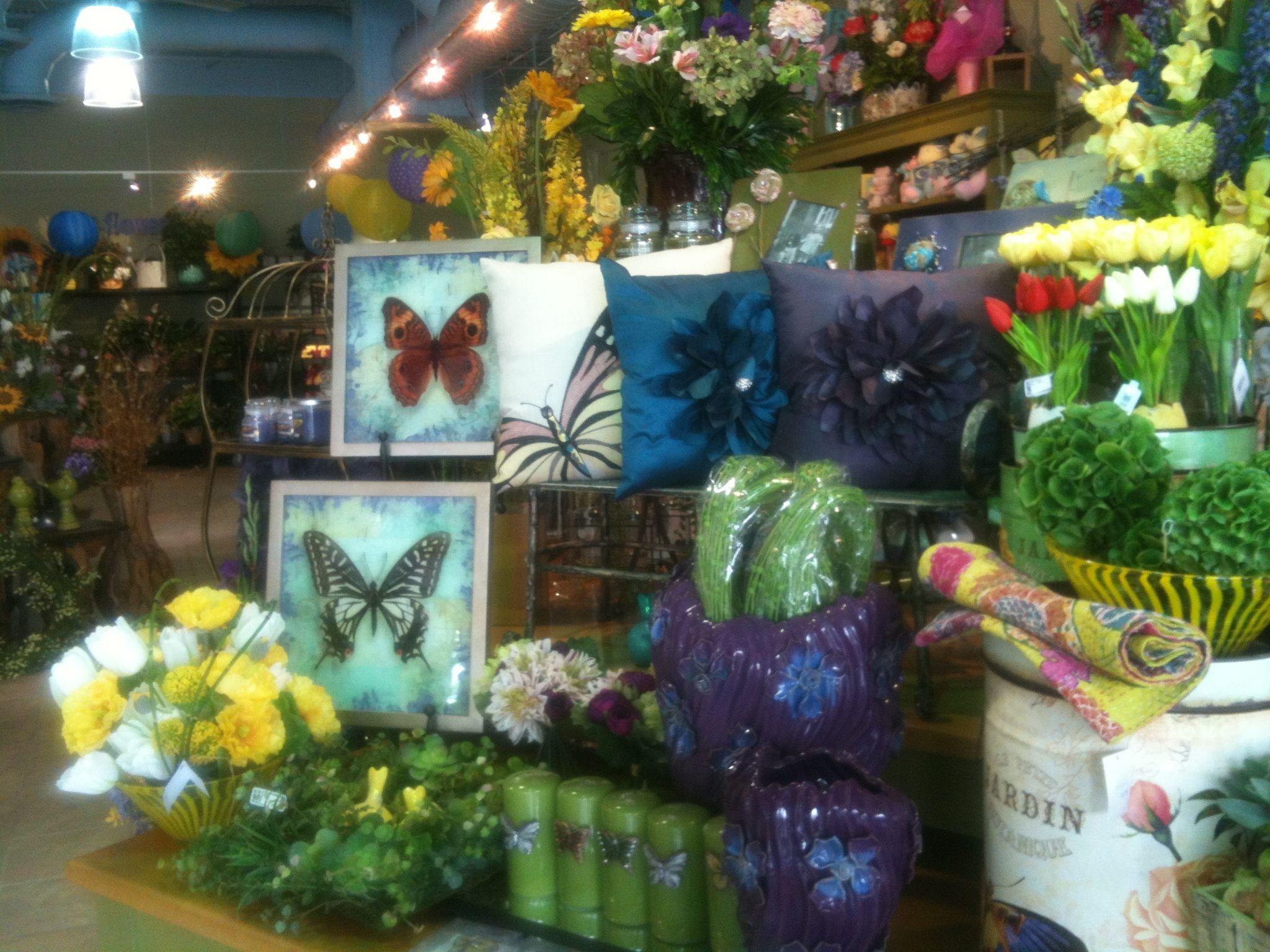 A beautiful flower shop fairy gardens pinterest flower shops a beautiful flower shop izmirmasajfo