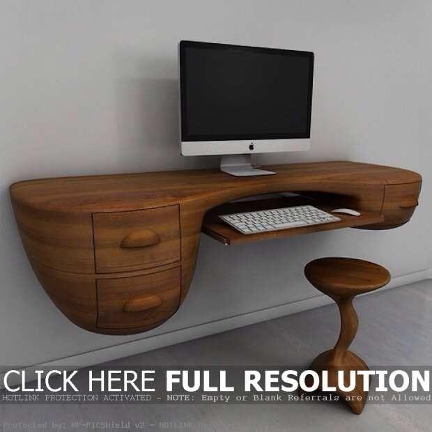 20 Most Popular Diy Computer Desk Plans Gripelements Cool Furniture Computer Desk Design Creative Furniture