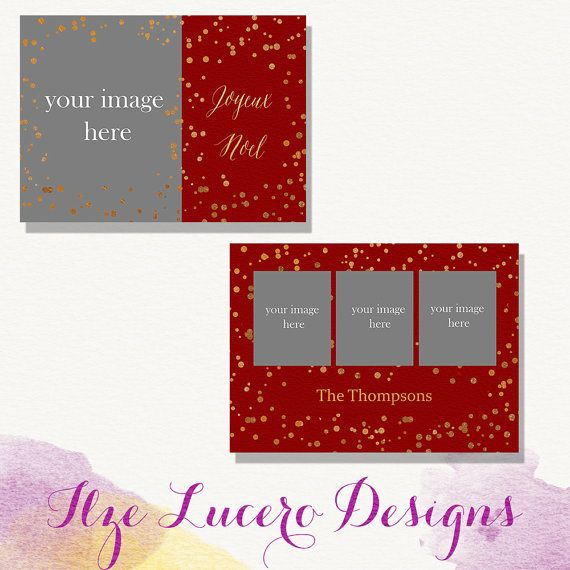 5x7 joyeux noel christmas card templates psd by ilzesdesigns 5x7 joyeux noel christmas card templates psd by ilzesdesigns m4hsunfo