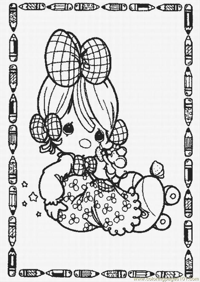 Precious Moments Animals Coloring Pages Coloring Page Precious Moments Lrg Cartoons Precious Moments Coloring Pages Coloring Pages Animal Coloring Pages