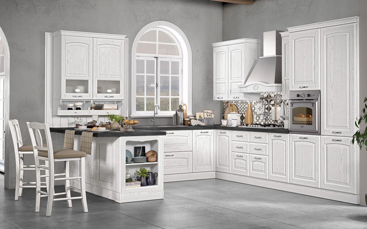 Cucina Componibile Panna Decape Lucrezia Pa7y Kitchen