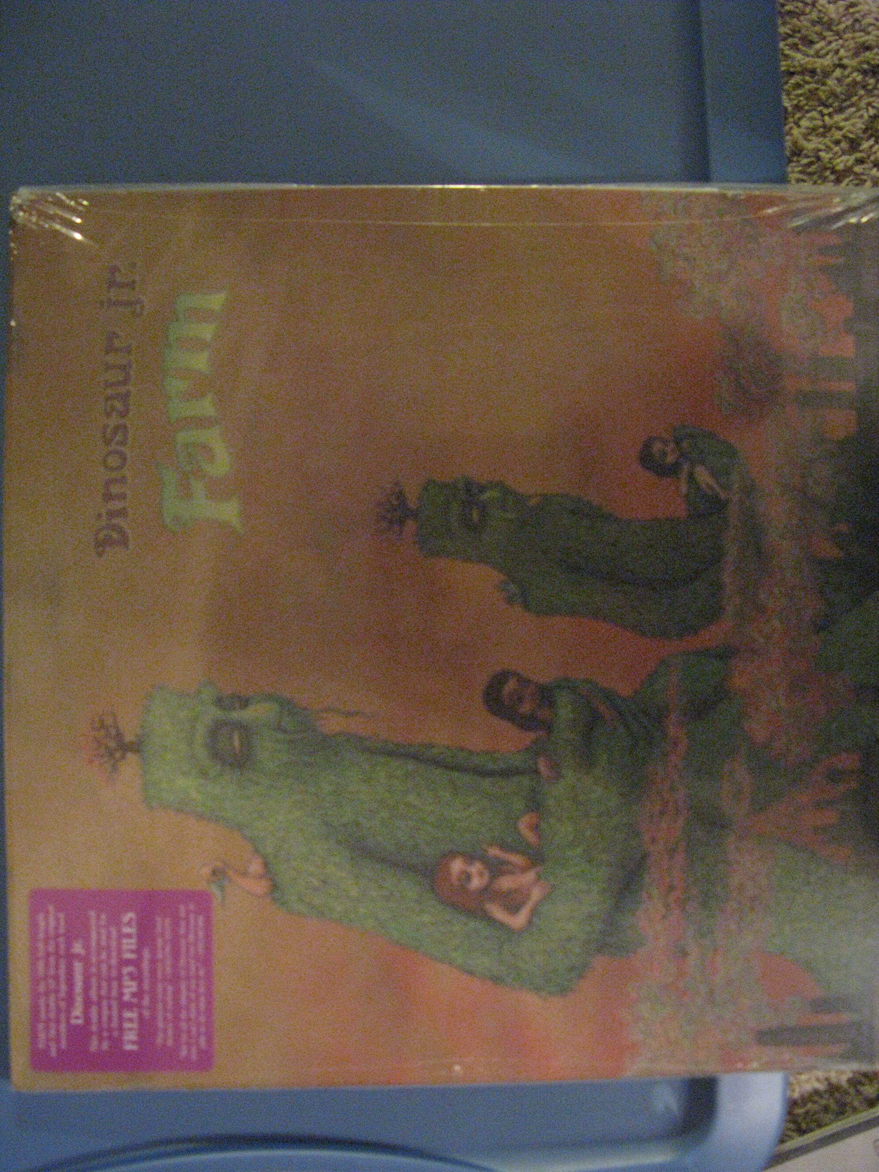 Dinosaur Jr Farm Dinosaur Jr Vinyl Record Collection Vinyl Records