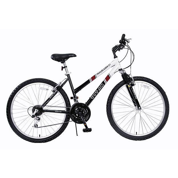 Titan Trailblazer Ladies 21 Speed Mountain Bicycle Mountain