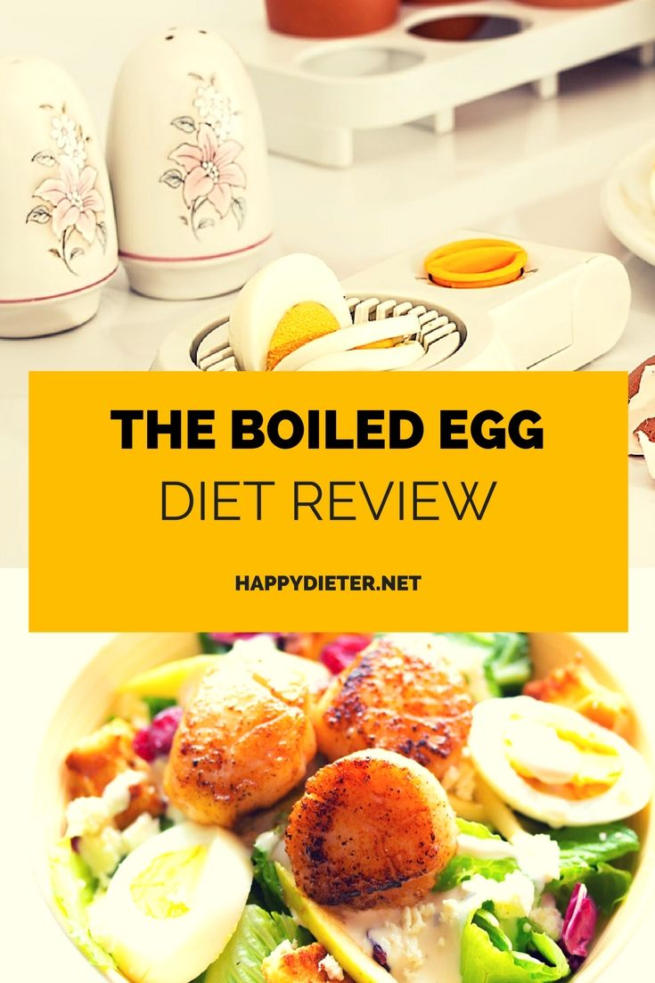 Egg Diet, reviews about it