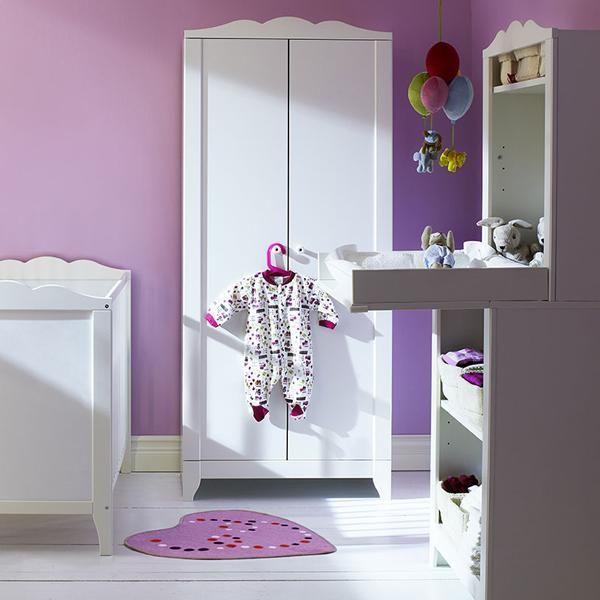 Cambiadores y cómodas, un mueble funcional para la habitación del ...