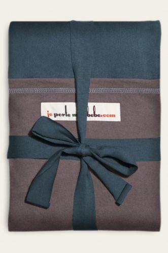 écharpe de portage merci beaucoup aux arrières grands parents Brioche · Echarpe  Porte BebePorte ... e779e34aebf