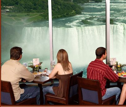 The Keg Steakhouse & Bar On The 9Th Floor Of The Embassy Suites Stunning Skylon Revolving Dining Room Design Inspiration