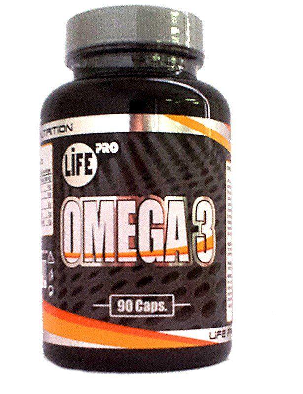 Life Pro Omega 3 90 Caps Omega 3 Salud Y Bienestar Y Salud