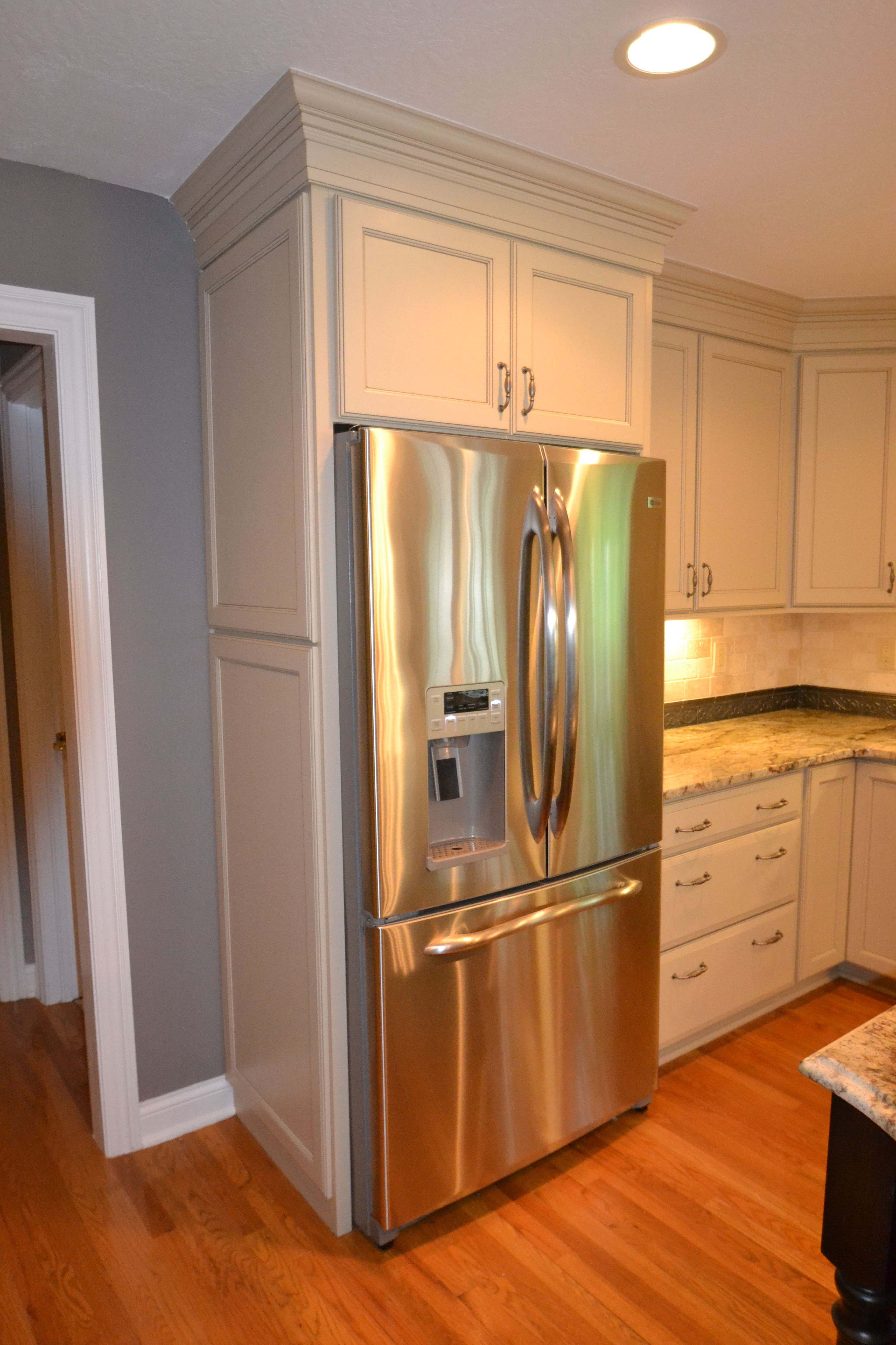 Kitchen Renovation Maple Ridge: This Westerville Kitchen Remodel Features Quincy Maple
