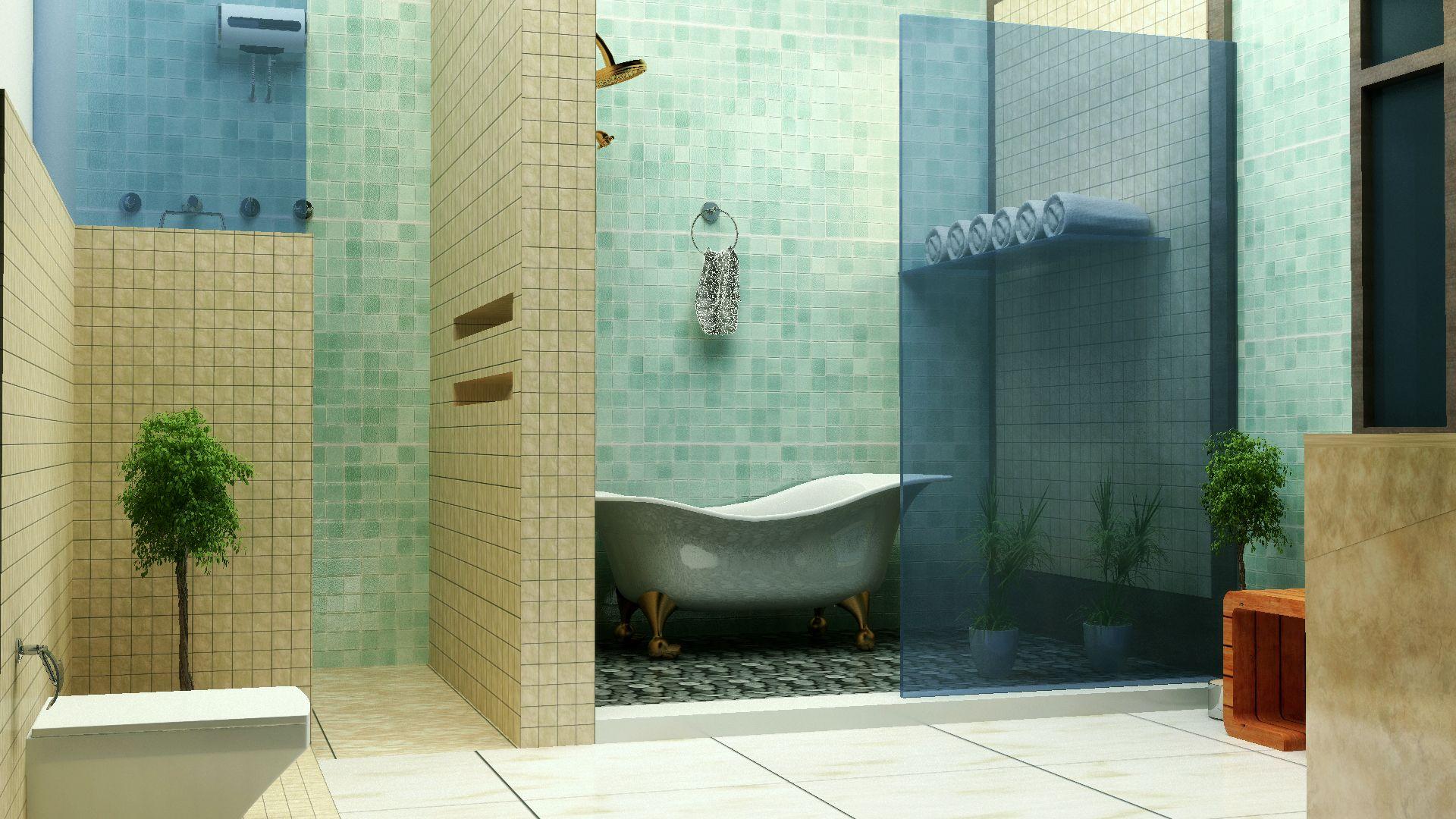 Bathroom Design Project Designed By Elements Design Studio