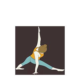 revolved one hand plank pose yoga parivrtta phalakasana