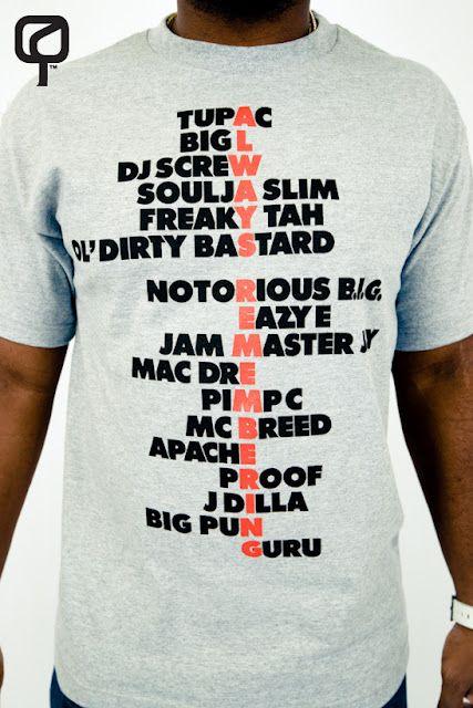 R.I.P. always remembering Hip Hop Fashion de0489d8612