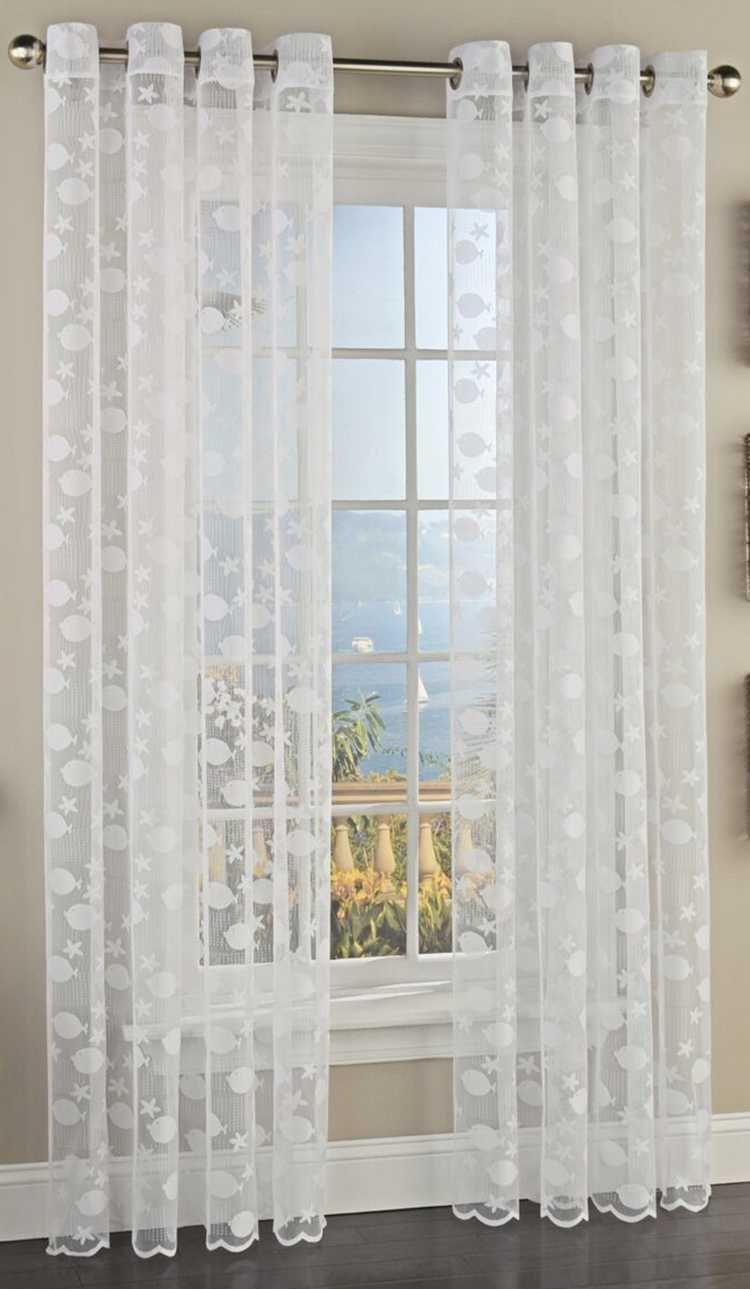 Window Curtains Target Dengan Gambar