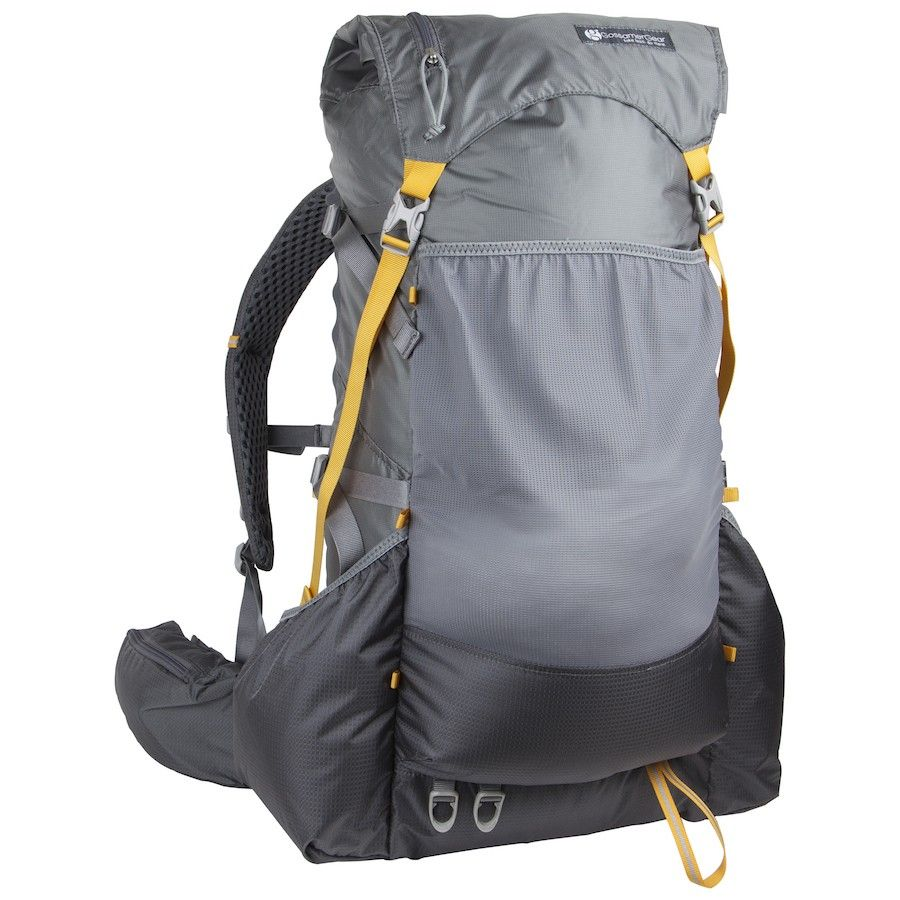 26 ounces for Large size -- Gorilla 40 Ultralight Backpack ...