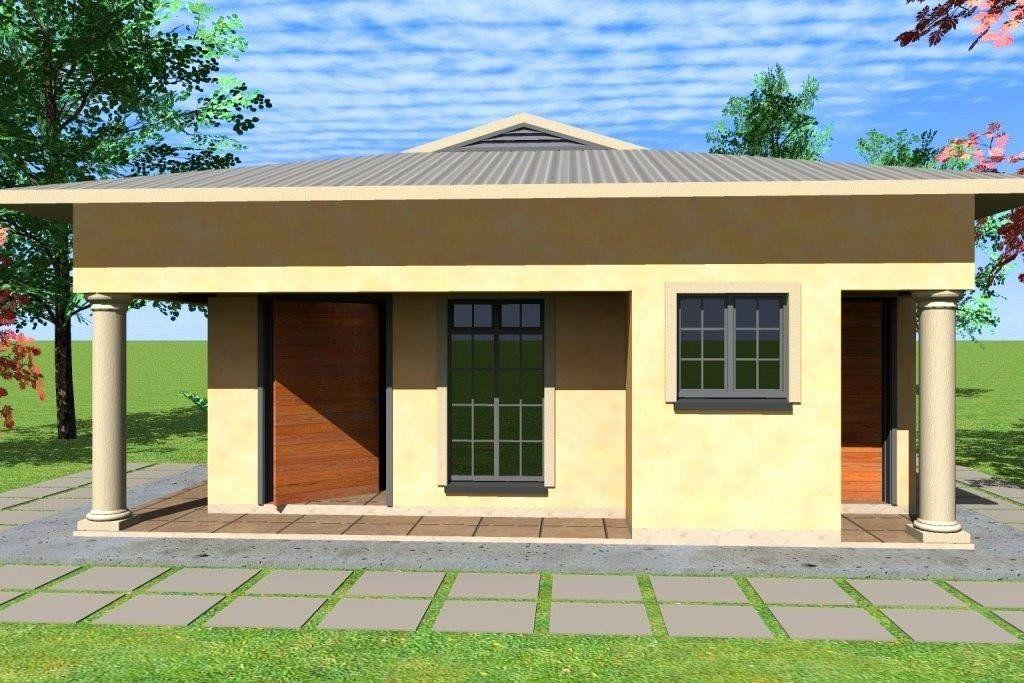 House Plan No. W1514 1 House