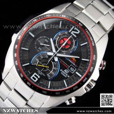 819e70a0b8d3 Casio Edifice Red Bull Racing Limited Edition Sport Watch EFR-528RB ...