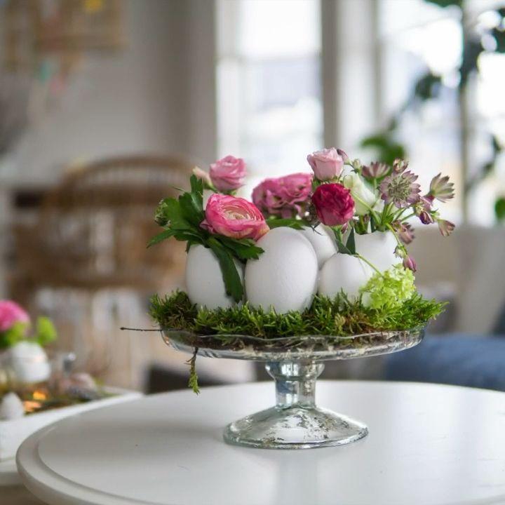 Die perfekte Tischdeko zu Ostern.