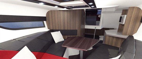 Beneteau Introduces Flyer 88 Barracuda 8 Gran Turismo 40 2
