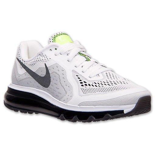 huge discount 3211b 18fdb Nike Air Max + 2014 Running Femme (Blanc Noir) Chaussures,HOT SALE!