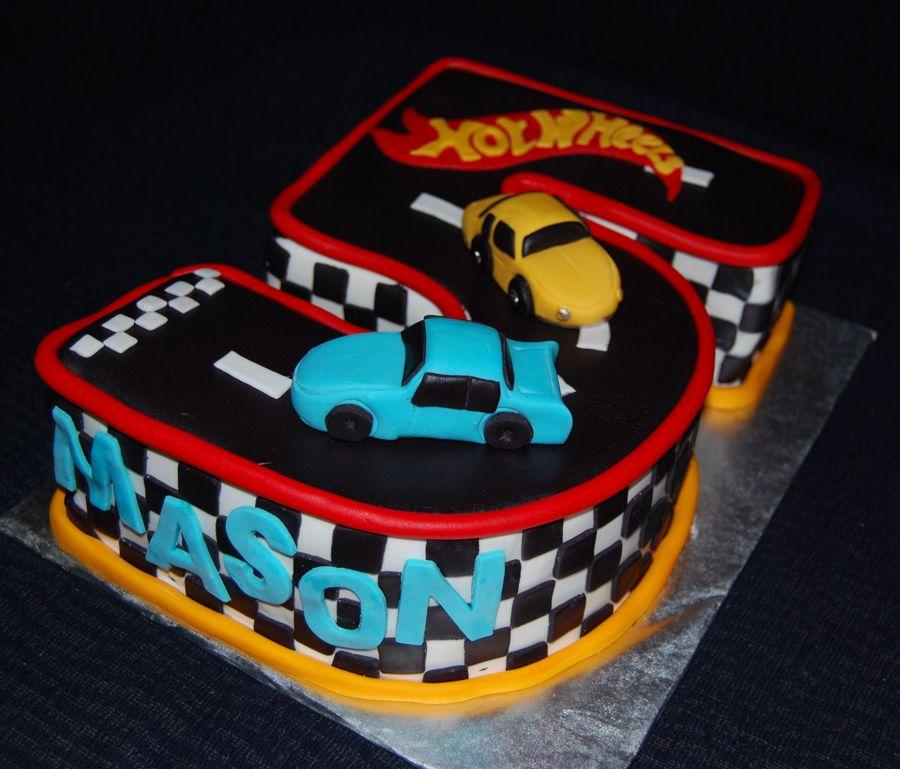 Hot Wheels Cake And Cupcakes Hot Wheels Cake Hot Wheels
