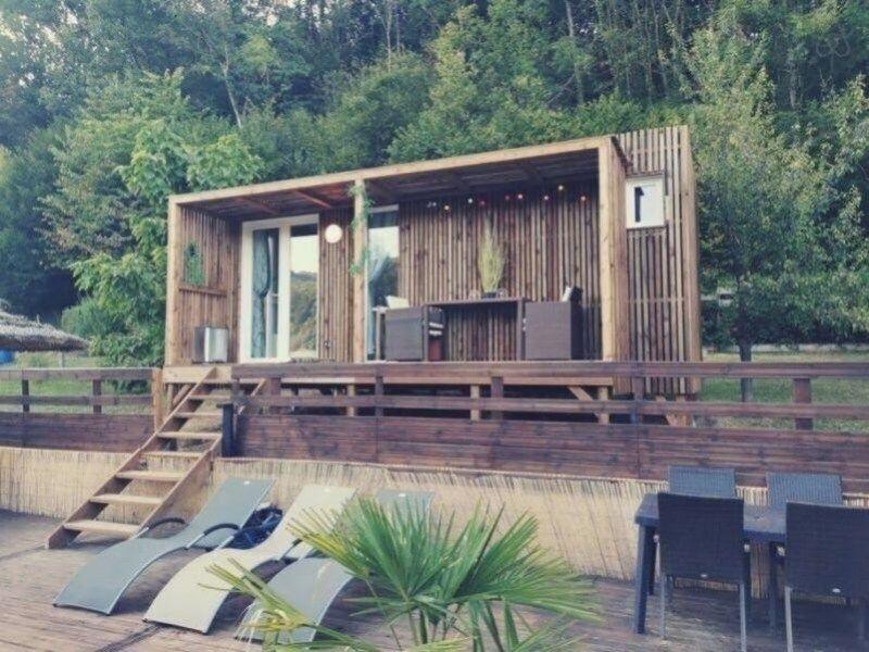 pop up house la maison passive en bois