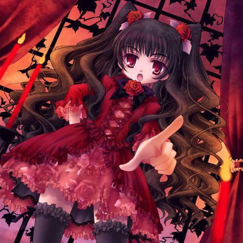 Vampire Girl Anime Child Anime Anime Lovers