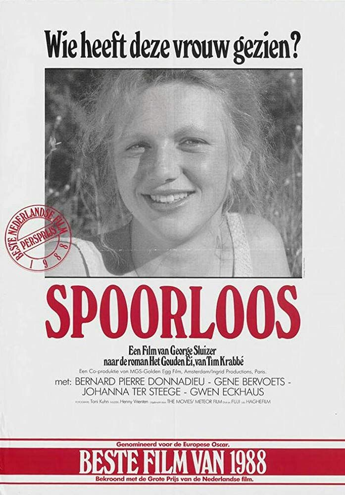 Spoorloos (1988) The vanishing, Film, Thriller film