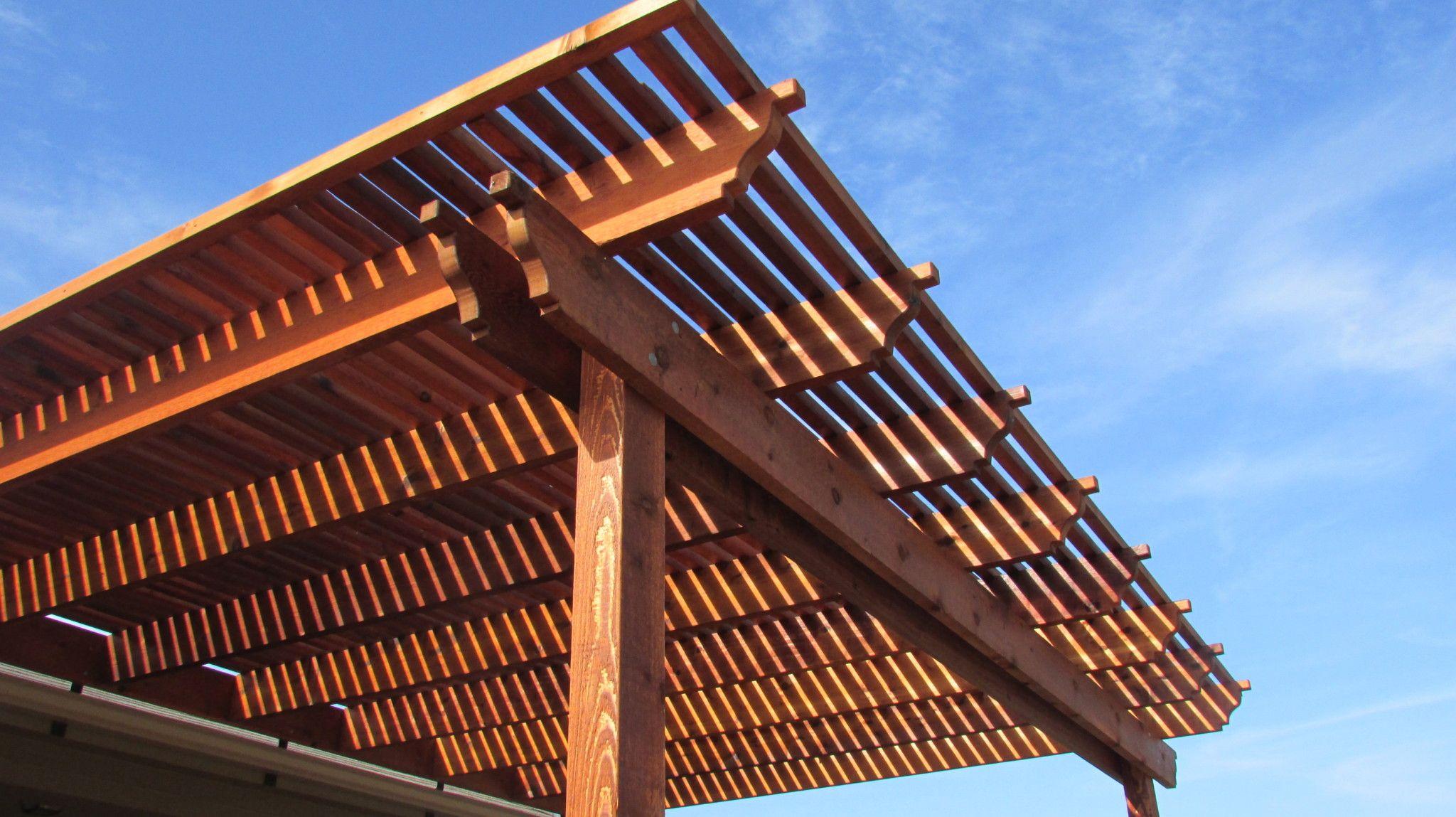 Custom Pergolas Building design