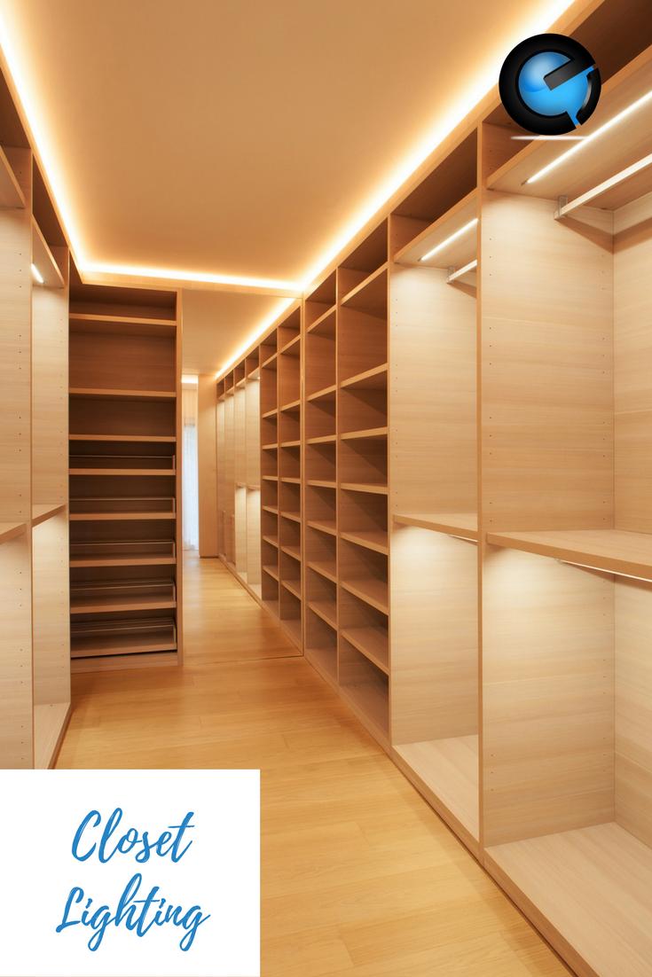 Afbeeldingsresultaat Voor Ledstrip Walkin Closet Closet Lighting