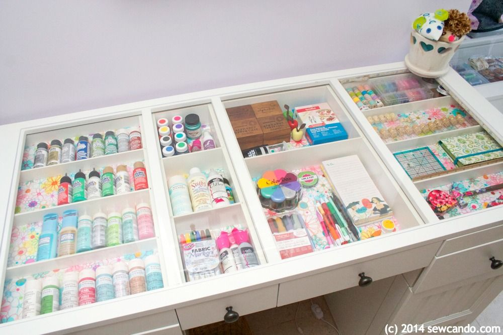 Sew Can Do Making A Dream Craft Room In A Small Space Dream Craft Room Space Crafts Craft Room Storage