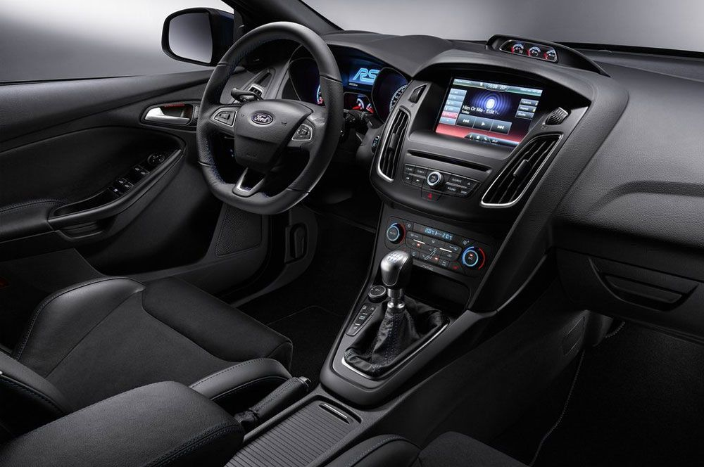 New Review 2016 Ford Focus Rs Specs Interior View Model With