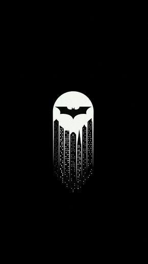 Gotham City Iphone Wallpaper Batman Wallpaper Batman Comic