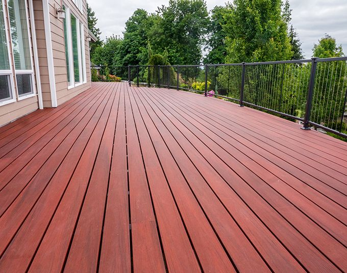 Best Infinity Composite Decking Materials Products Deck 640 x 480