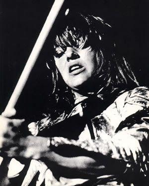 Suzi Quatro, role model for many women in rock today