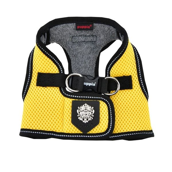 Thermal Soft Dog Vest Harness Yellow Dogharness Dogvest Fashion