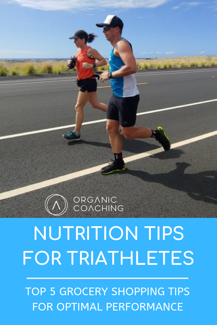 Nutrition Is The Fourth Leg Of A Triathlon Here Are 5 Tips For Grocery Shopping And Keeping Your Nutri Ironman Triathlon Training Triathlon Training Nutrition