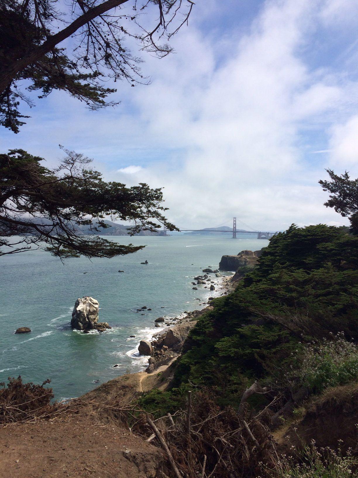 Lands End San Francisco Nature Pinterest