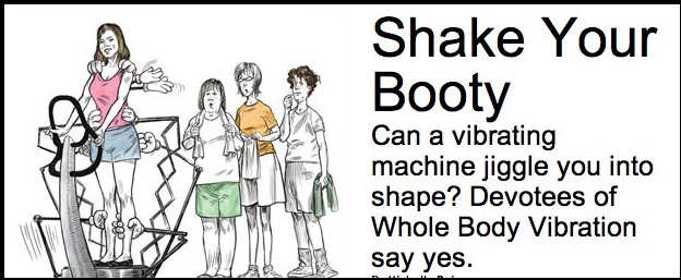 Shack your booty off !!