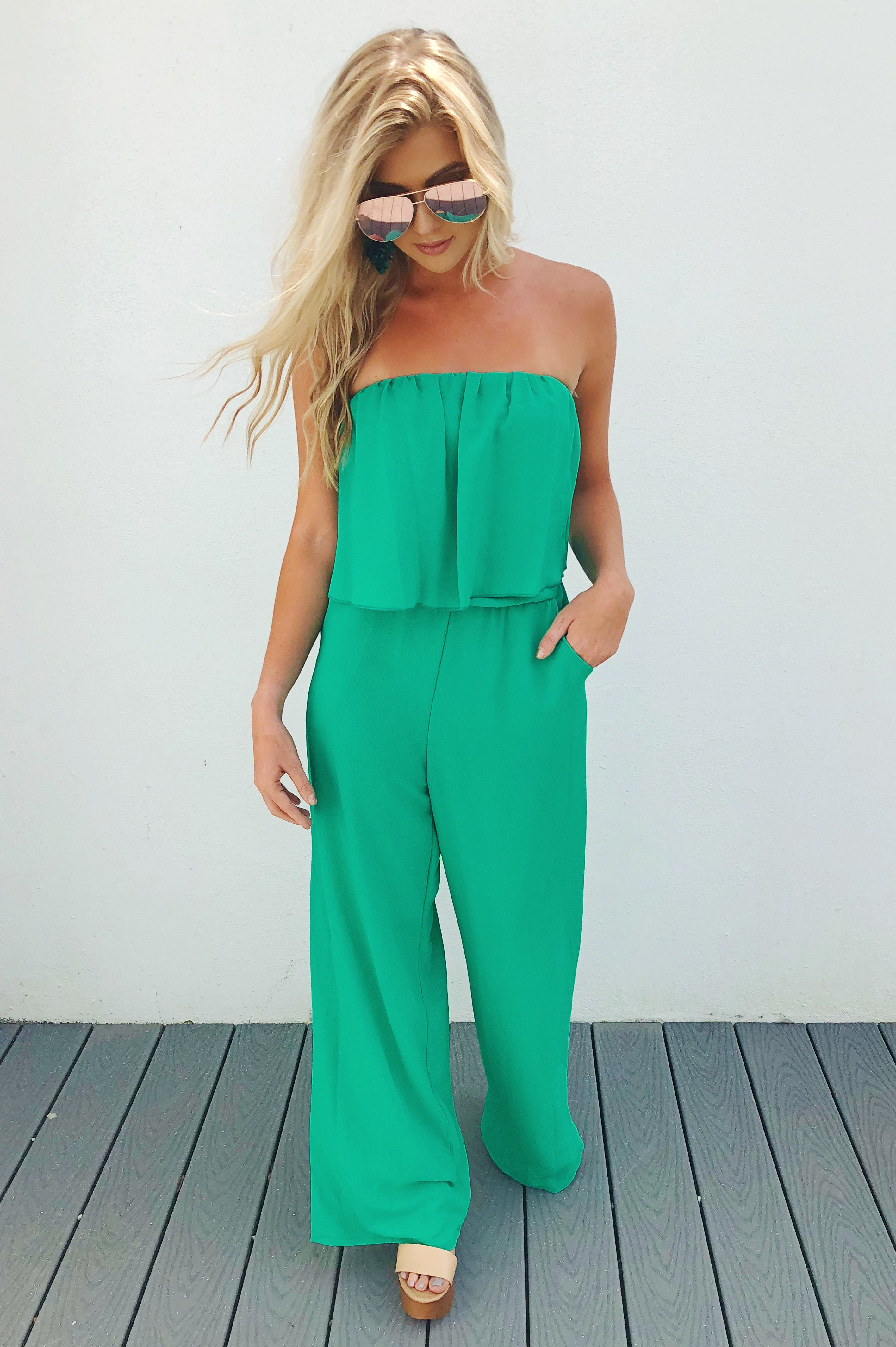 53127c7b23d5 Share to save 10% on your order instantly! What I Want Jumper  Tropical  Green