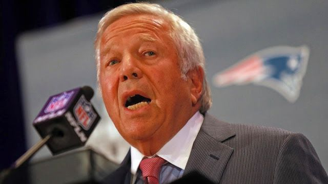 Ye Olde Journalist: Sports: Robert Kraft: Patriots will 'reluctantly' accept NFL sanctions