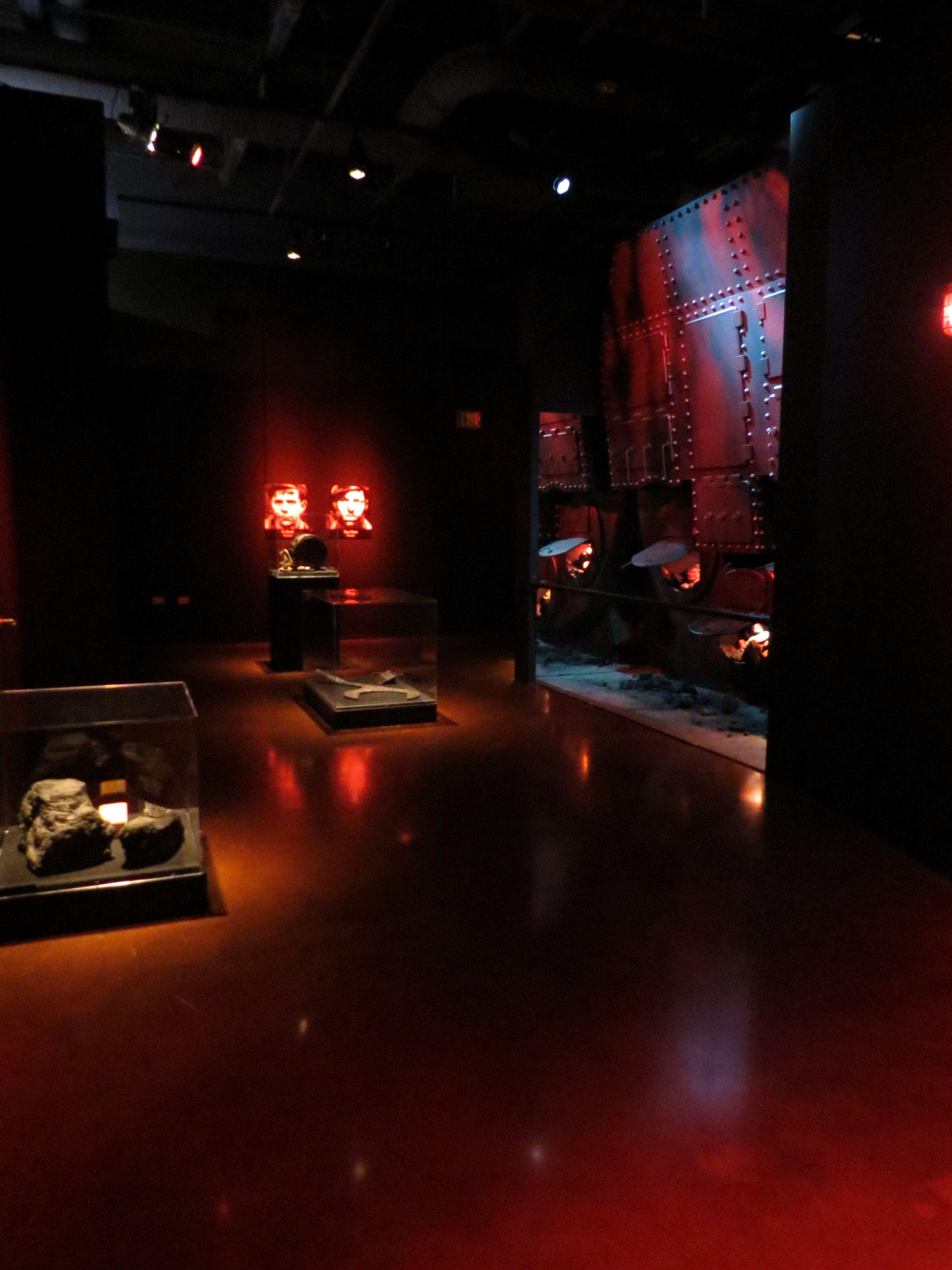 Titanic Engine Room Coal: Titanic's Hardest Work Was Done In Her Boiler Rooms. Deep