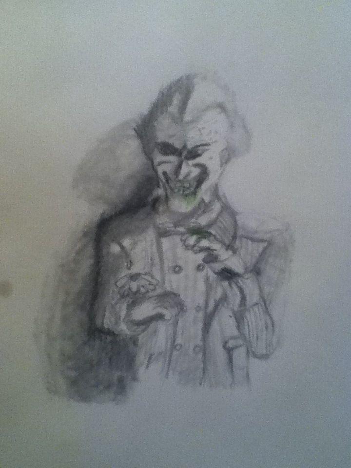 The Joker (Arkham City version)