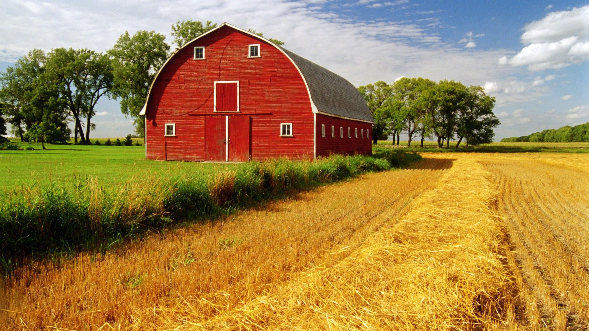 Barn Wallpapers Backgrounds